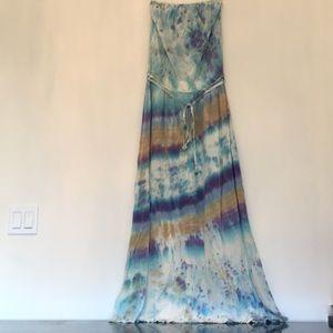 Gypsy 05 Silk Maxi Dress